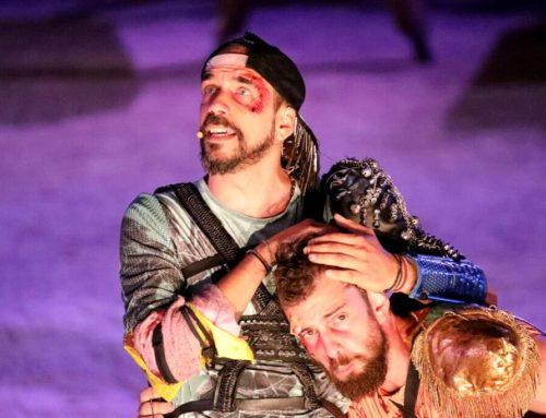 Γέμισε πάλι με κόσμο η Επίδαυρος – Παράσταση με Μουζουράκη στο Αρχαίο Θέατρο