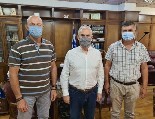 Νίκος Ταγαράς: «Με προϋπολογισμό 20,7 εκατ. € δημοπρατούνται αντιπλημμυρικά έργα στο Λουτράκι»