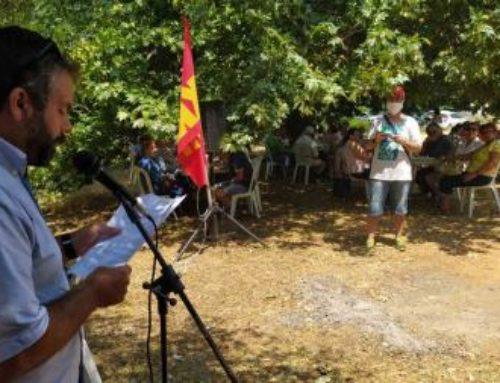 Πραγματοποιήθηκε η εκδήλωση στη Στυμφαλία για τη «Μάχη της Σοδειάς»