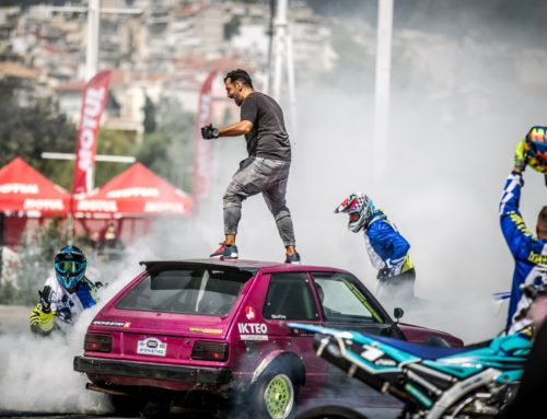 19o Motor Festival: Διαφήμιση για τον μηχανοκίνητο αθλητισμό! (φωτο)