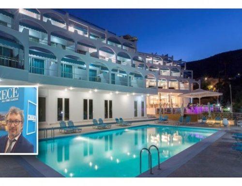 """""""Το μέλλον του τουρισμού μας""""… Συνέντευξη με τoν Αλέξανδρο Λούπα, Διευθυντή των Ξενοδοχείων της εταιρίας «ARGOLIDA TERRA GROUP»"""