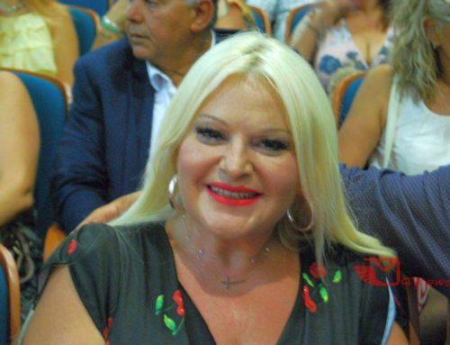 Λουτράκι: Σε πελάγη ευτυχίας και πάλι η Μαρία Πρωτοπαππά