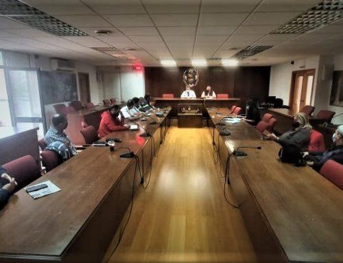 Κόρινθος: Έκτακτη συνεδρίαση του Συντονιστικού οργάνου Πολιτικής Προστασίας (φωτο)