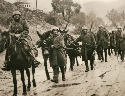 Τάσος Λυμπερίου: Οι πεσόντες Σοφικίτες ήρωες του Έπους του 1940.