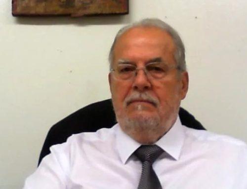 Xάρης Μαρίνης: Tο κατάντημα της Διώρυγας έχει όνομα και επίθετο