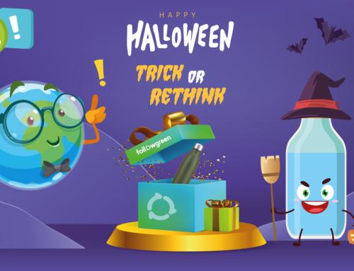 Το Followgreen Δήμου Λουτρακίου-Περαχώρας-Αγ.Θεοδώρων γιορτάζει το Halloween και μας καλεί να σκεφτούμε τον πλανήτη και την προστασία του