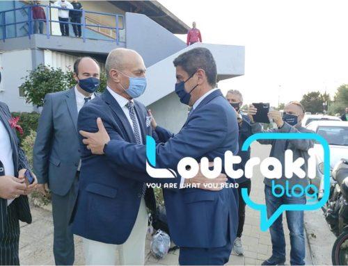Τα «συγχαρητήρια» Αυγενάκη στο Γιώργο Γκιώνη και οι ευχαριστίες του δημάρχου