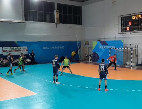 Handball: Πρεμιέρα με ισοπαλία για τον Ποσειδώνα Λουτρακίου