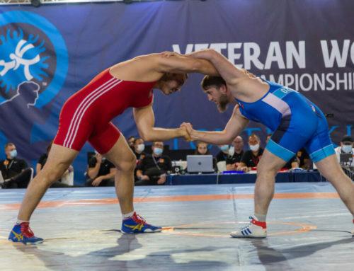 Ολοκληρώνεται σήμερα το Παγκόσμιο Πρωτάθλημα Πάλης Βετεράνων στο Λουτράκι