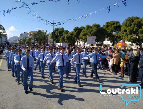 Η παρέλαση της 28ης Οκτωβρίου 2021 στην Κόρινθο (432 φωτο)