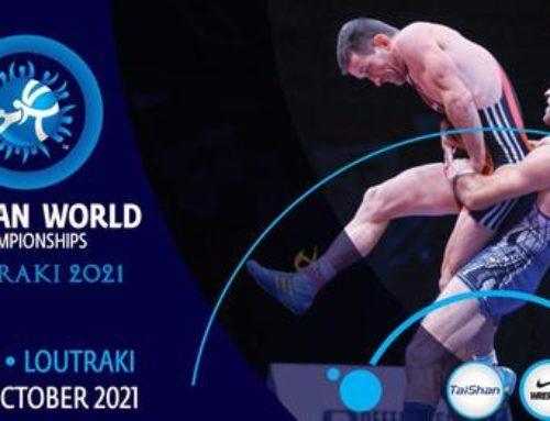 Στο Λουτράκι, 19-24 Οκτωβρίου ξεκινά το Παγκόσμιο Πρωτάθλημα Βετεράνων Πάλης